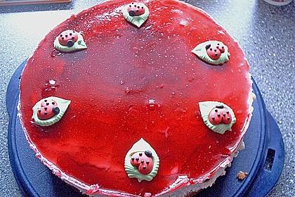 Schneewittchen - Quark - Torte 14