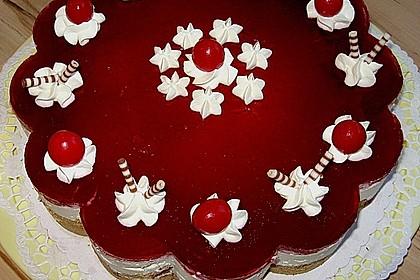 Schneewittchen - Quark - Torte 2
