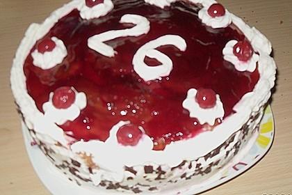 Schneewittchen - Quark - Torte 29