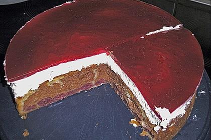 Schneewittchen - Quark - Torte 22