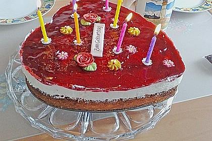 Schneewittchen - Quark - Torte 4