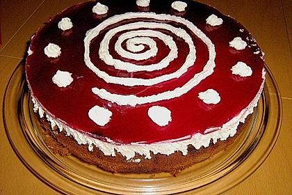 Schneewittchen - Quark - Torte 16