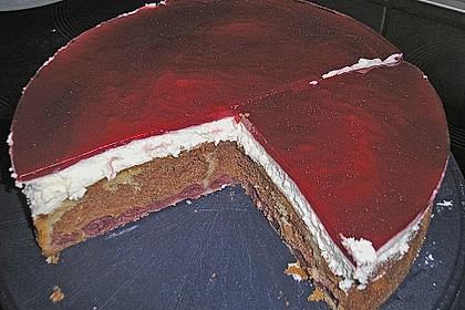 Schneewittchen - Quark - Torte 13
