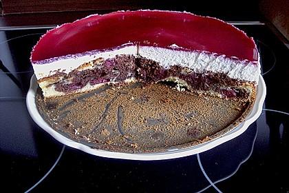 Schneewittchen - Quark - Torte 27