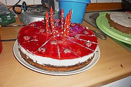 Schneewittchen - Quark - Torte 21