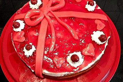 Schneewittchen - Quark - Torte 19
