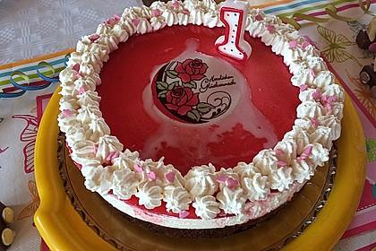 Schneewittchen - Quark - Torte 5