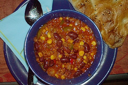Clints Chili con Carne 40