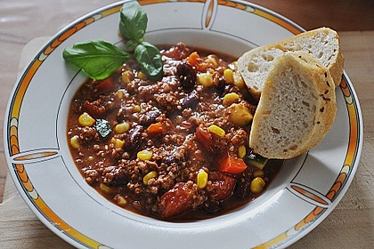 Clints Chili con Carne 4
