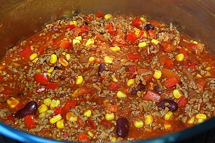 Clints Chili con Carne 60