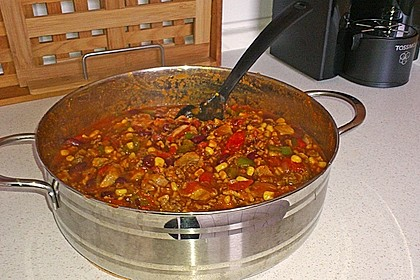 Clints Chili con Carne 19