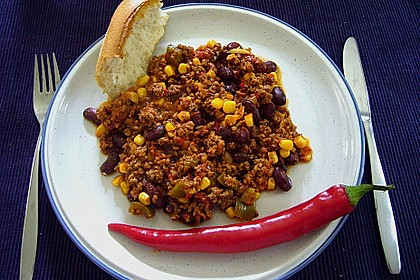 Clints Chili con Carne 9