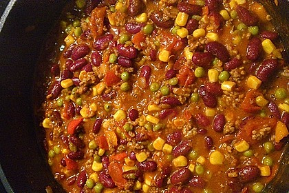 Clints Chili con Carne 25