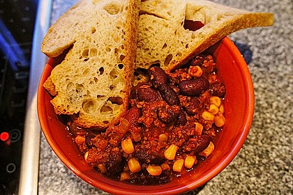 Clints Chili con Carne 16