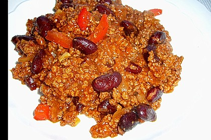 Clints Chili con Carne 1