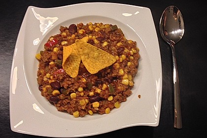 Clints Chili con Carne 3