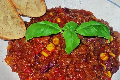 Clints Chili con Carne 6