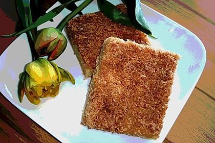 Buttermilch - Kokos - Kuchen 1