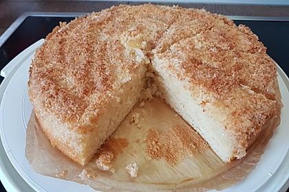 Buttermilch - Kokos - Kuchen 8