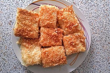Buttermilch - Kokos - Kuchen 5