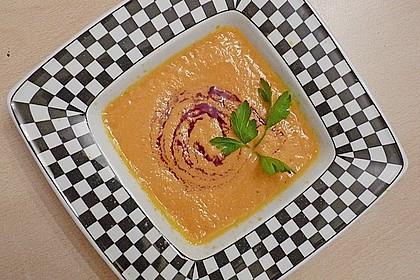 Möhren - Ingwer - Honig Suppe 18