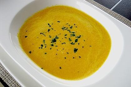 Möhren - Ingwer - Honig Suppe 26