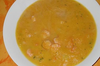 Möhren - Ingwer - Honig Suppe 35