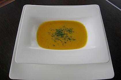 Möhren - Ingwer - Honig Suppe 23