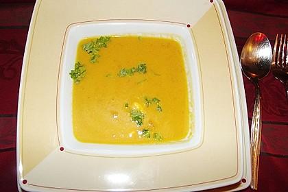 Möhren - Ingwer - Honig Suppe 32