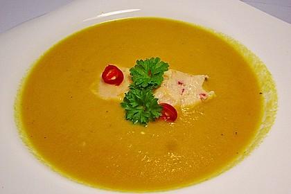 Möhren - Ingwer - Honig Suppe 22