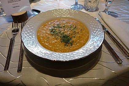 Möhren - Ingwer - Honig Suppe 27