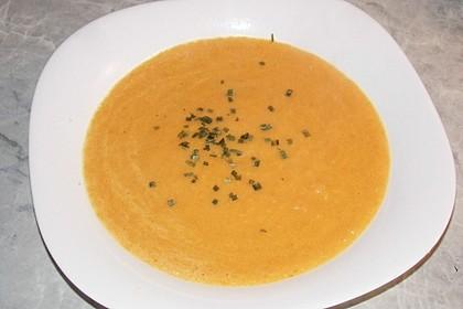 Möhren - Ingwer - Honig Suppe 28