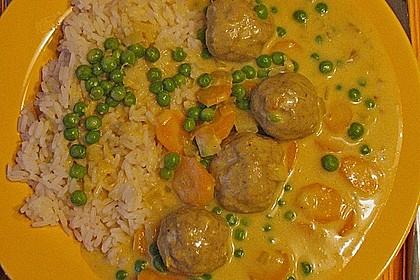 Curry-Hackbällchen 5