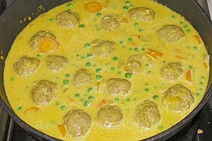 Curry-Hackbällchen 6