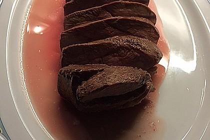 Barbarie - Entenbrust mit Portwein - Kirsch Sauce 21