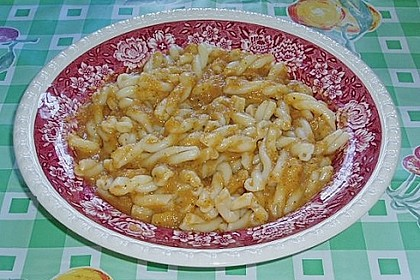 Oberleckere Zucchinisoße 8