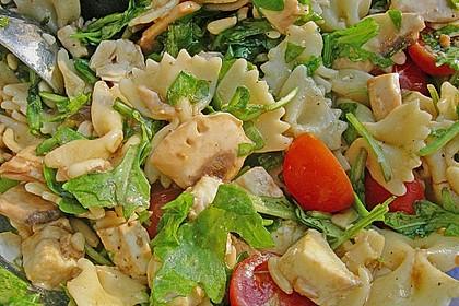 Mozzarella - Nudel Salat 0