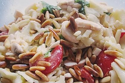 Mozzarella - Nudel Salat 6