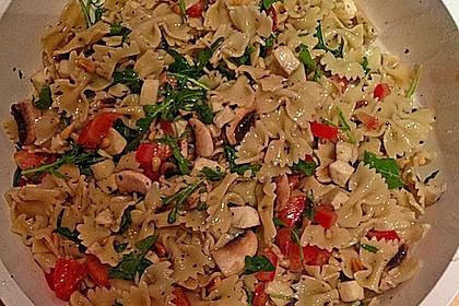 Mozzarella - Nudel Salat 9