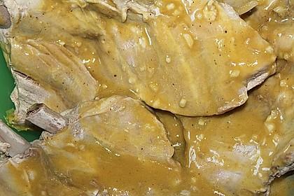 Spare Ribs mit Senf und Honig 6