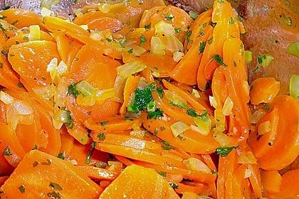 Karottengemüse 5