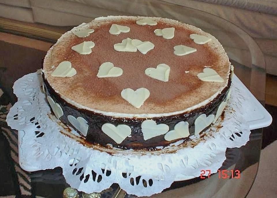 mousse au chocolat torte rezept mit bild von cayetana. Black Bedroom Furniture Sets. Home Design Ideas