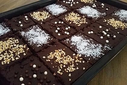 Cinnamon Brownies 6