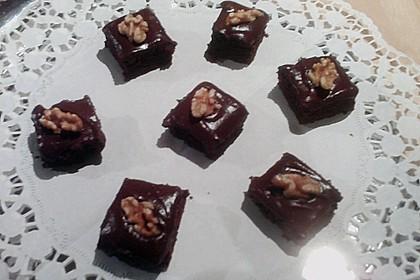 Cinnamon Brownies 36