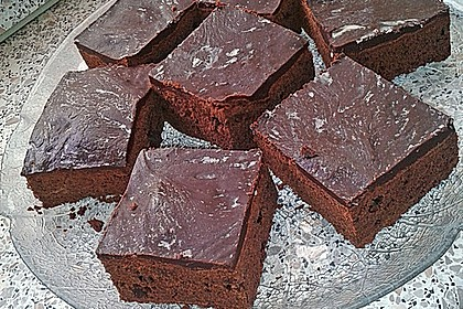 Cinnamon Brownies 16