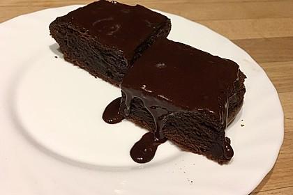 Cinnamon Brownies 16