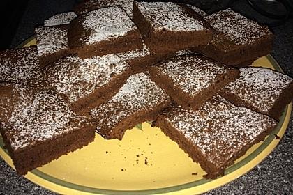 Cinnamon Brownies 24
