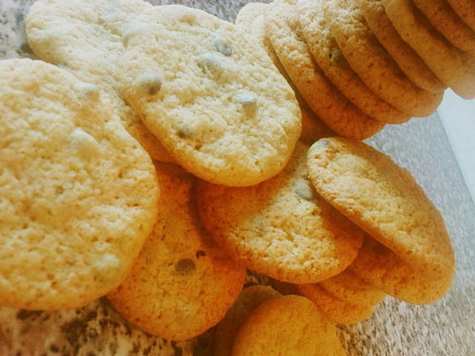 american cookies rezept mit bild von salzigerhering. Black Bedroom Furniture Sets. Home Design Ideas