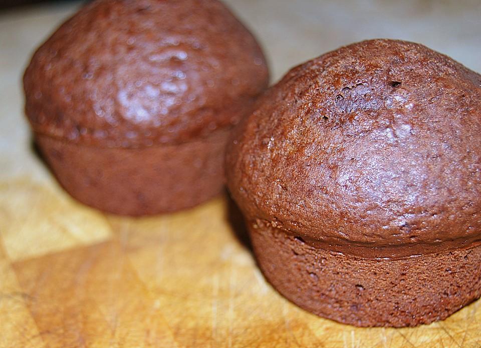 mirjams surprise schokoladen muffins rezept mit bild. Black Bedroom Furniture Sets. Home Design Ideas