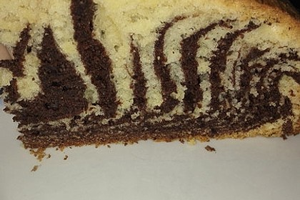 Zebrakuchen 3